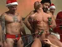 Holiday Stuffing Bound in Public