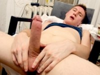 Nick Cums All Over at Dirty Boy Video