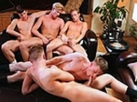 Danny Roddick, Dallas Reeves, Kurt Wild, Justin Burkshire Colt Studio Group