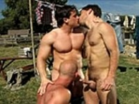 Alex Chler, Antton Harri, Cole Ryan Colt Studio Group