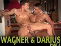 Wagner and Darius Part 2 Lucas Kazan